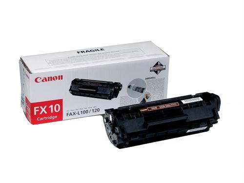CANON TONER NERO PER FAX L100/120 (2000 PAG)