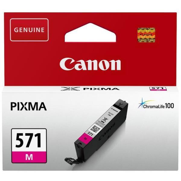 CANON CART. INK MAGENTA CLI-571 PER PIXMA MG5751