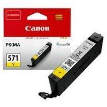 CANON CART. INK GIALLO CLI-571 PER PIXMA MG5751