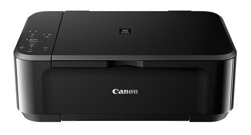 CANON MULTIF. INK MG3650 BLACK A4 4800X1200DPI USB/WIFI FRONTE/RETRO STAMPANTE SCANNER COPIATRICE