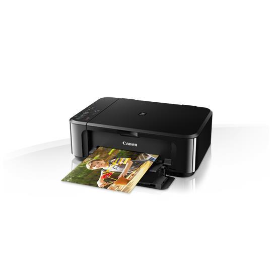 CANON MULTIF. INK MG3650 BLACK A4 4800X1200DPI USB/WIFI FRONTE/RETRO STAMPANTE SCANNER COPIATRICE