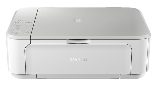 CANON MULTIF. INK MG3650 WHITE A4 4800X1200DPI USB/WIFI FRONTE/RETRO STAMPANTE SCANNER COPIATRICE