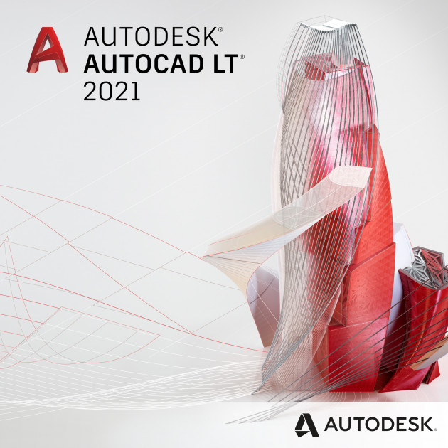 AUTODESK AUTOCAD LT COMMERCIAL SINGLE-USER ANNUAL SUBSCRIPTION RENEWAL