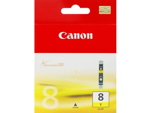 CANON SERB.GIALLO CLI-8Y PER PIXMA IP4200 IP5200/R IP6600D MP500
