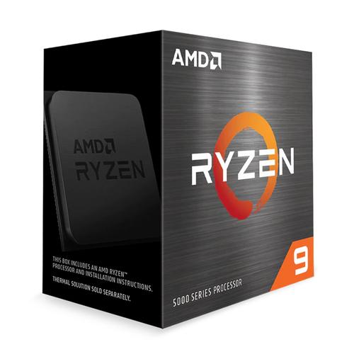 AMD CPU RYZEN 9 5900X 4,80GHZ 12 CORE SKT AM4 CACHE 70MB 105W WOF