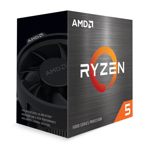 AMD CPU RYZEN 5 5600X 4,60GHZ 6 CORE SKT AM4 CACHE 35MB 65W PIB