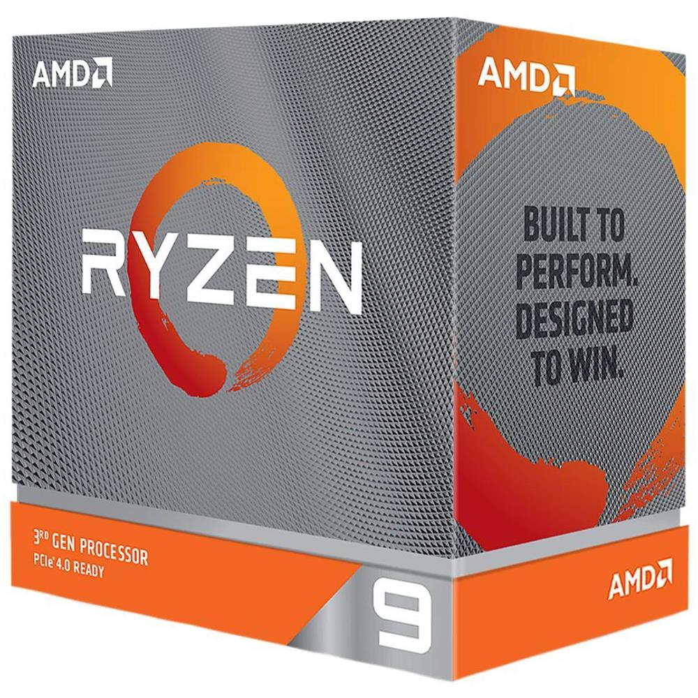 AMD CPU RYZEN 9 3900XT 4,7GHZ AM4 12 CORE 70MB CACHE 105W NO COOLER