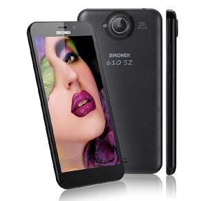 BRONDI SMARTPHONE 610 SZ 5 IPS QUAD CORE 512GB RAM 8GB 2*CAM 3G NERO ANDROID 5.1 LOLLIPOP 8015908737806 10273780 14_10273780