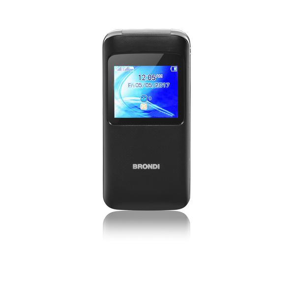 BRONDI CELLULARE WINDOW DUAL SIM GSM QUAD BAND 1,77