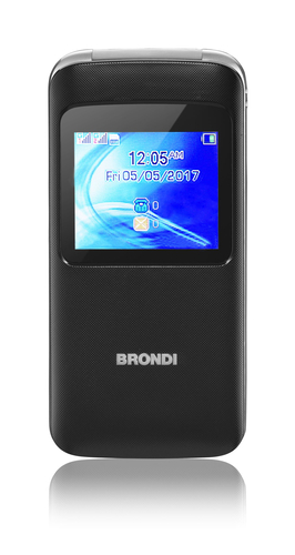 BRONDI CELLULARE WINDOW DUAL SIM GSM QUAD BAND 1,77