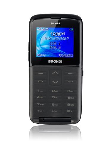 BRONDI CELLULARE RAMOS GSM QUAD BAND 1,77