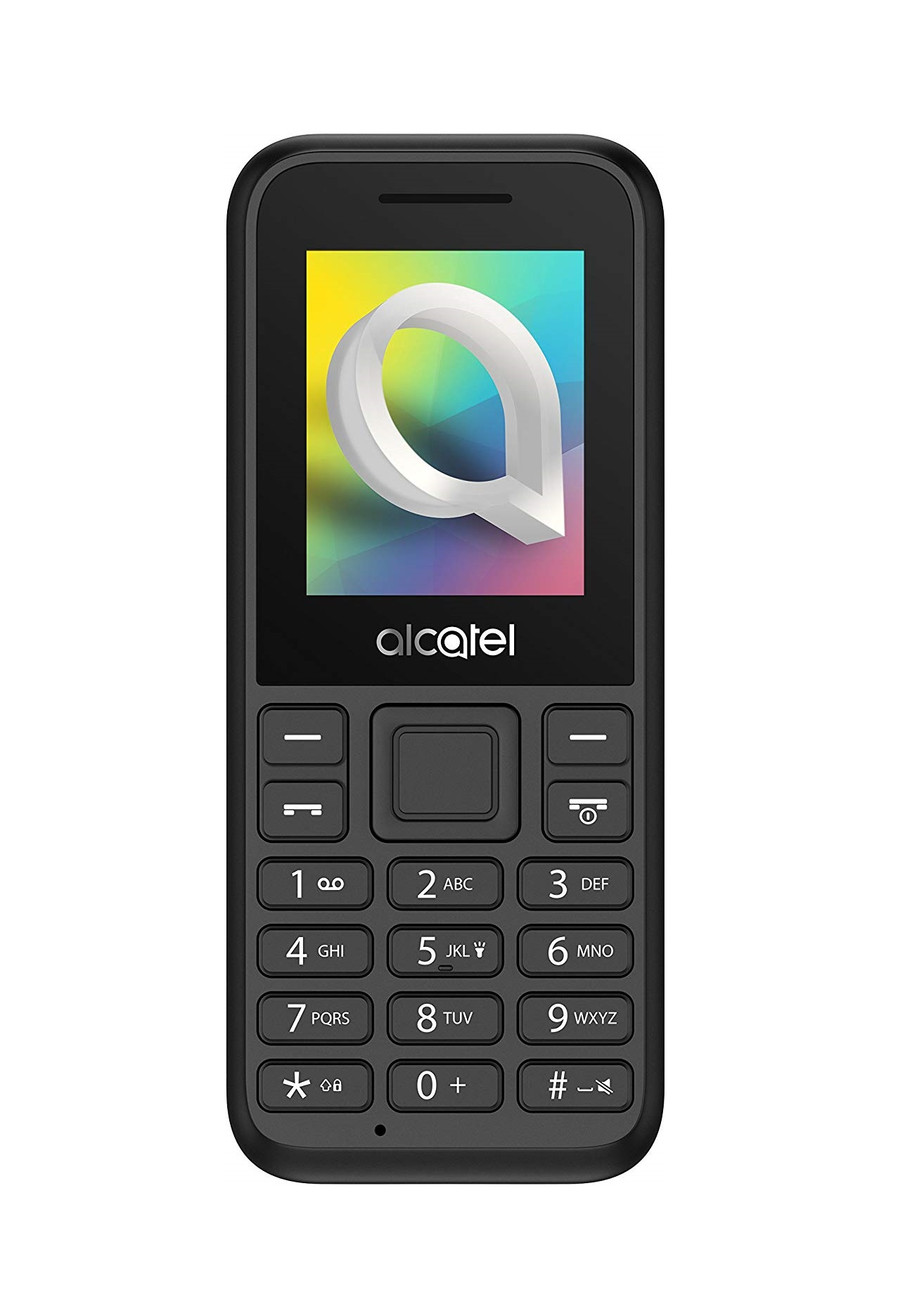 ALCATEL CELLULARE GSM 10-66D DUAL SIM 1,8 MICROSD 16GB BLACK