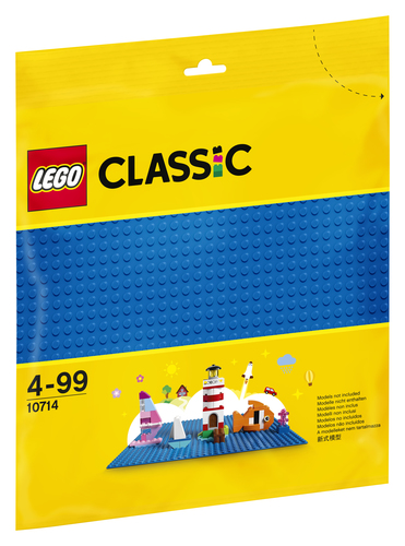 LEGO CLASSIC: BASE BLU