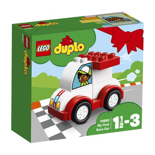 LEGO DUPLO: LA MIA PRIMA AUTO DA CORSA