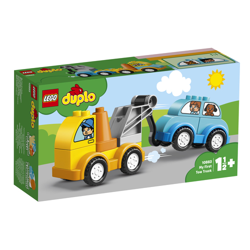 LEGO DUPLO: LA MIA PRIMA AUTOGRU