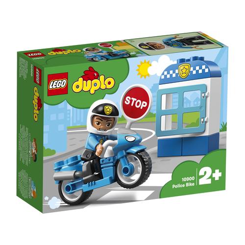 LEGO DUPLO: MOTO DELLA POLIZIA