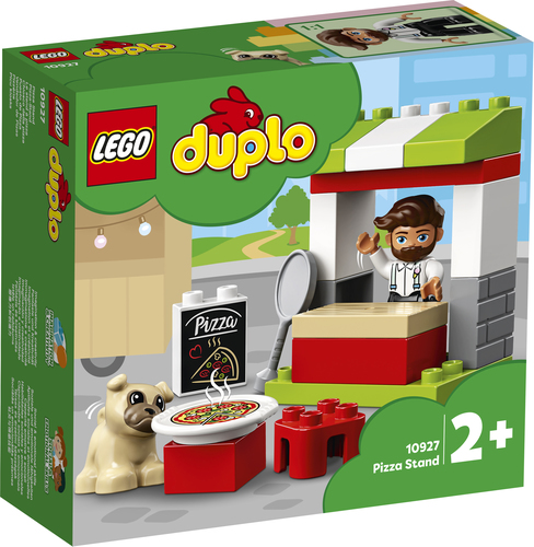LEGO DUPLO: CHIOSCO DELLA PIZZA