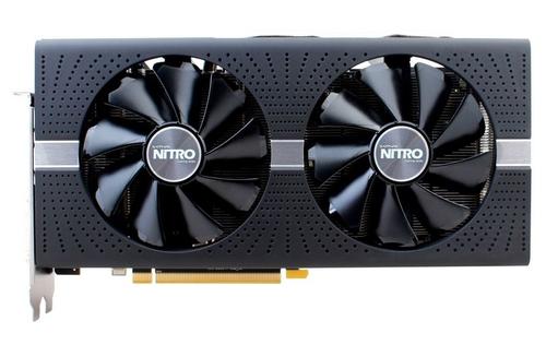 SAPPHIRE VGA NITRO+ RADEON RX 580 4G GDDR5 DUAL HDMI / DVI-D / DUAL DP W/BP (UEFI)