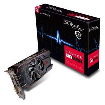 SAPPHIRE VGA PULSE RADEON RX 560 4G GDDR5 HDMI / DVI-D / DP OC (UEFI) LITE