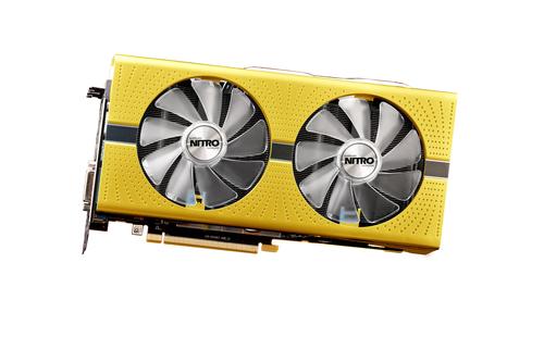 SAPPHIRE NITRO+ RADEON RX 590 8G GDDR5 DUAL HDMI / DVI-D / DUAL DP OC W/BP (UEFI) AMD 50TH ANNIVERSARY EDITION