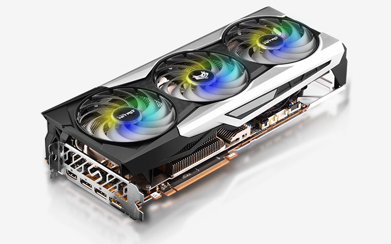 SAPPHIRE NITRO+ AMD RADEON RX 6900 XT SE GAMING OC 16GB GDDR6 HDMI / TRIPLE DP