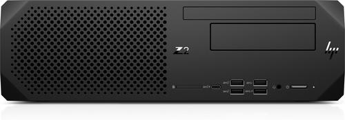 HP PC WKS Z2 SFF G5 I7-10700 16GB 512GB SSD WIN 10 PRO