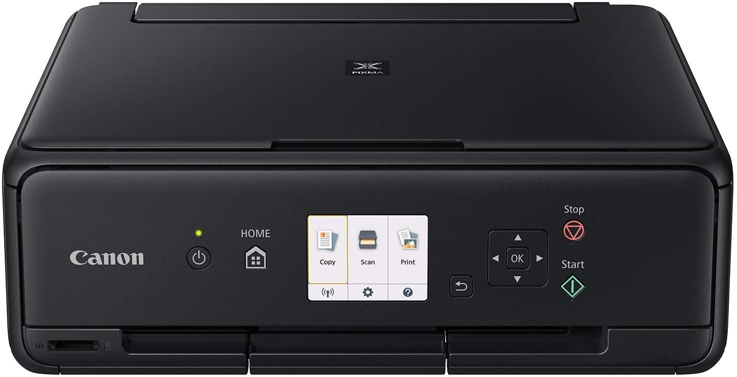 CANON MULTIF.INK TS5050 A4 9600X2400DPI USB/WIRELESS STAMPANTE SCANNER COPIATRICE COLORE NERO