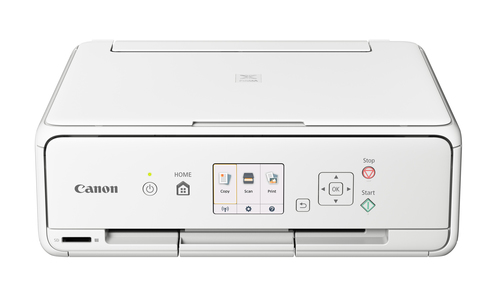 CANON MULTIF.INK TS5051 A4 4800X1200DPI USB/WIRELESS STAMPANTE SCANNER COPIATRICE COLORE BIANCO