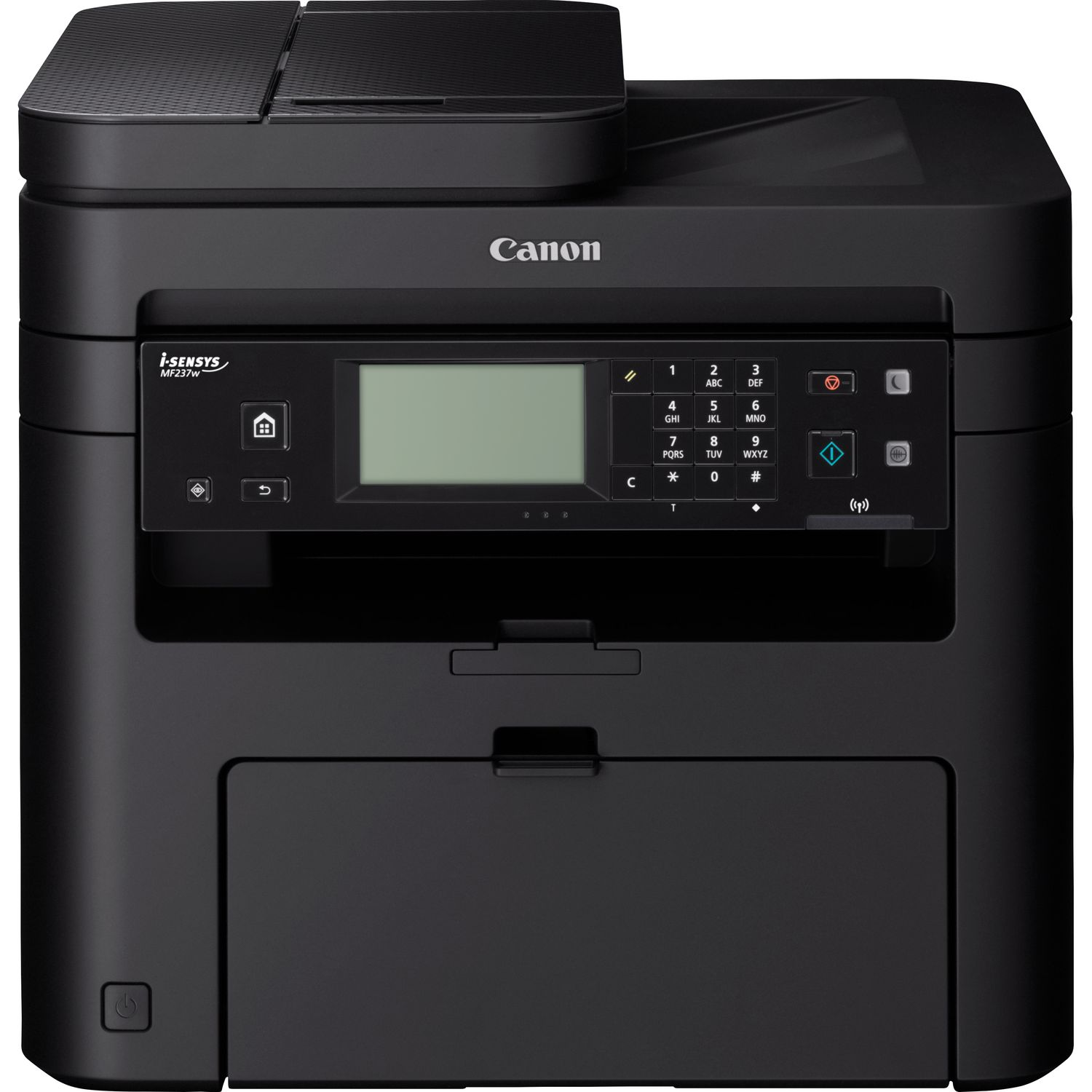 CANON MULTIF. LASER MF237W A4 B/N 23PPM 1200DPI ADF USB/ETHERNET/WIRELESS STAMPANTE SCANNER COPIATRICE FAX