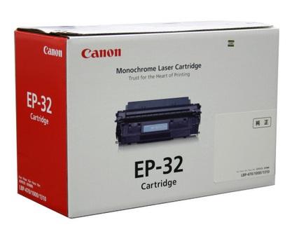 CANON TONER LASER NERO EP-32 5.000 PAGINE LBP/1000 LASERJET/2100