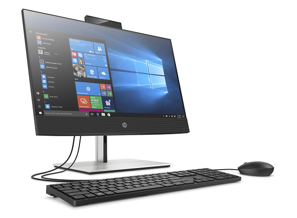 HP PC AIO PROONE 440 G6 I7-10700T 8GB 512GB SSD 23,8 DVD-RW WIN 10 PRO