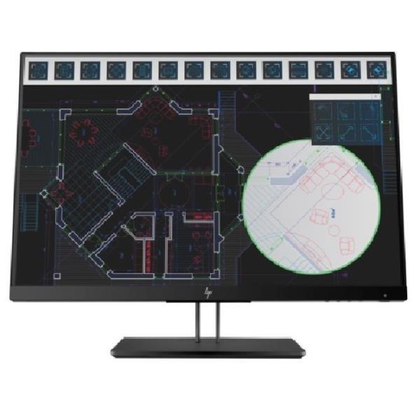 HP MONITOR 24 LED IPS Z24I 16:10 1920X1200 300CD/M VGA/DP/HDMI CERTIFICATO PER WKS