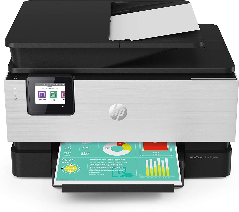 HP MULTIF. INK OFFICE JET PRO 9019 A4 18PPM FRONTE/RETRO USB/LAN/WIFI 4IN1 - INCLUSE PER 12 MESI, 700 STAMPE/MESE PER END-USER, ISCRIVENDOSI AD ISTANT INK - - 3 ANNI GAR. REGISTRANDO PRODOTTO