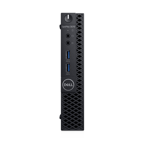 DELL PC OPTIPLEX 3070 MFF I3-9100 4GB 500GB WIN 10 PRO