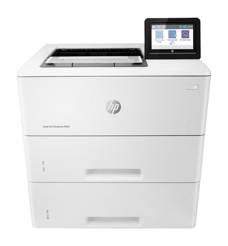 HP STAMPANTE LASER M507X B/N A4 45PPM FRONTE/RETRO ETHERNET/USB/WIFI - 3 ANNI GAR. REGISTRANDO PRODOTTO