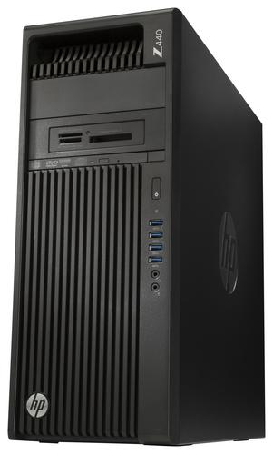 HP PC WKS Z440 XEON E5-1620V3 16GB 1TB DVD-RW WIN 7 PRO + WIN 10 PRO