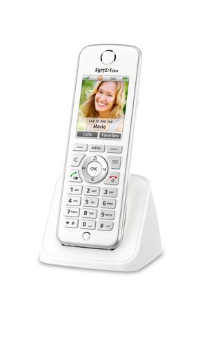 AVM FRITZ! FRITZ FON C4 INTERNATIONAL TELEFONO CORDLESS DECT