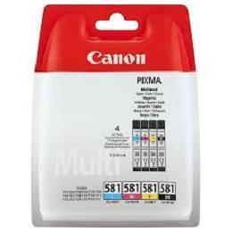 CANON CART. INK CLI-581 MULTICOLOR (COLORE + NERO)
