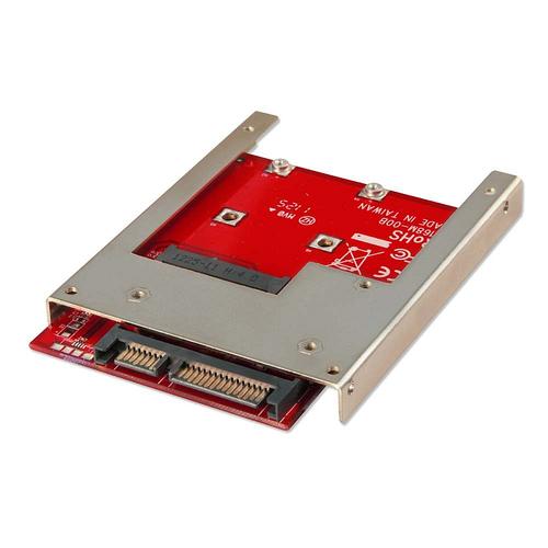 LINDY ADATTATORE PER SSD DA MSATA A SATA DA 2.5