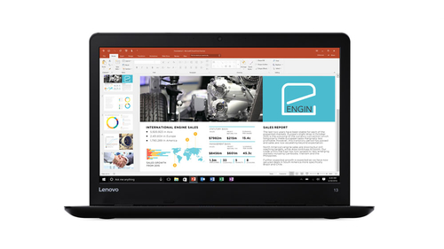 LENOVO NB THINKPAD 13 I7-7500 8GB 256GB SSD 13,3 WIN 10 PRO