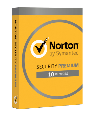 SYMANTEC NORTON SECURITY PREMIUM 2018 25GB IT 1 USER 10 DEVICES 12MO CARD MM
