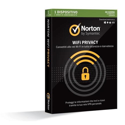 SYMANTEC NORTON WIFI PRIVACY 1 DEVICE