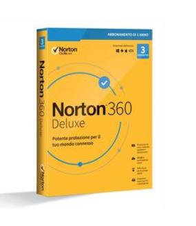 SYMANTEC NORTON 360 DELUXE 2020 3D ATTACH