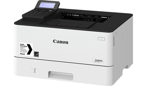 CANON STAMP. LASER LBP214DW A4 B/N 38PPM FRONTE/RETRO AUTOMATICO ETHERNET/WIFI