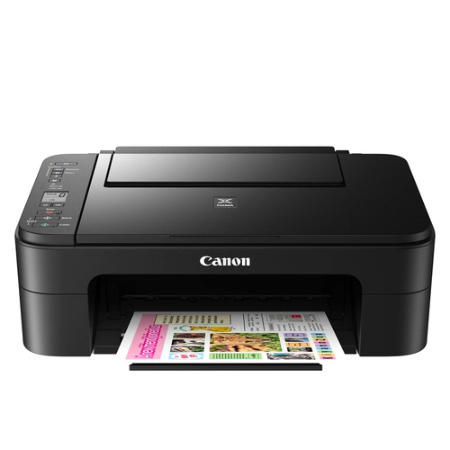 CANON MULTIF. INK PIXMA TS3150 A4 4800X1200DPI USB/WIRELESS STAMPANTE SCANNER COPIATRICE BLACK