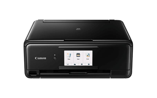 CANON MULTIF. INK PIXMA TS8150 A4 4800X1200DPI USB/WIRELESS/BLUETOOTH STAMPANTE SCANNER COPIATRICE BLACK (6 CARTUCCE)