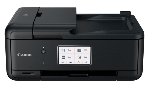 CANON MULTIF. INK PIXMA TR8550 A4 9600X2400DPI FRONTE/RETRO ADF USB/WIRELESS/BLUETOOTH SLOT PER SCHEDA SD STAMPANTE SCANNER COPIATRICE FAX (5 CARTUCCE)