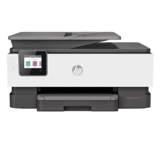 HP MULTIF. INK OFFICE JET PRO 8025e COLORI A4 20PPM, USB/LAN/WIFI, 4IN1 - COMPATIBILE HP+,  6 MESI INST. INK, SMART SEC, PRIVATE PICKUP