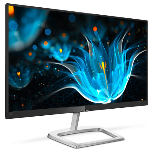PHILIPS MONITOR 23,8 IPS HD FREESYNC GAMING VGA DVI 5MS FLICKERFREE LOWBLUE