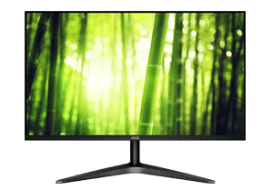 AOC MONITOR 23,8 LED IPD FHD 16:9 250CD/M 60HZ HDMI VGA BORDLESS